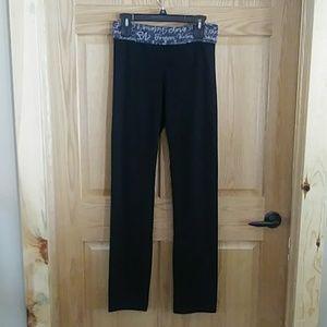 Victoria's Secret M Long Yoga Pants